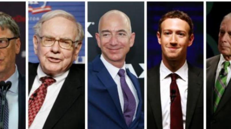 les dix hommes les plus riches au monde en 2017 selon forbes loop news. Black Bedroom Furniture Sets. Home Design Ideas