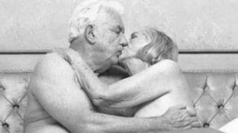 Oudere koppels seks